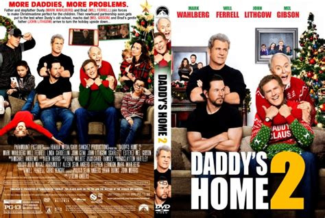 daddys home 2 s home 2 dvd covers labels by covercity