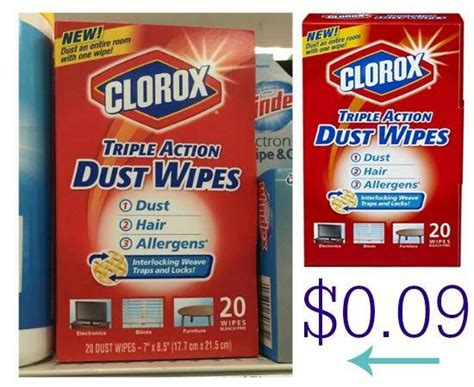 clorox dust wipes    target