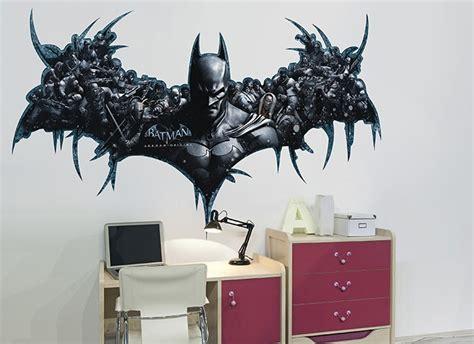 batman wall stickers batman arkham origins bat symbol wall decal