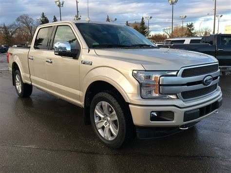 New Ford 2018 F 150 by New 2018 Ford F 150 4 Door In Edmonton Ab 18lt2350