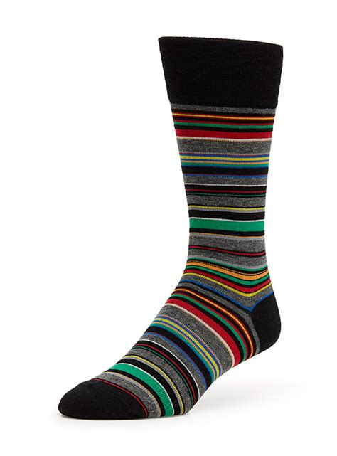 patterned pop socks pop stripe sock mcgregor shop men s dress socks online