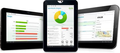 finance app android mint launches personal finance app for android tablets