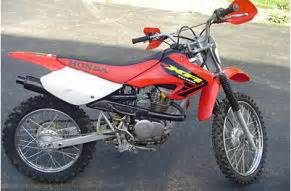 Honda 100 Dirt Bike Used Honda Xr100