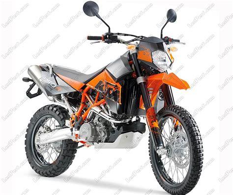 eclairage led moto enduro oule led pour ktm enduro r 950
