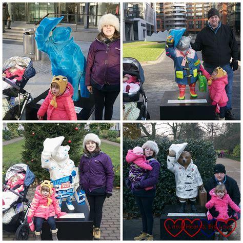Paddington Mini Square by Paddington Trail Mini Travellers Family