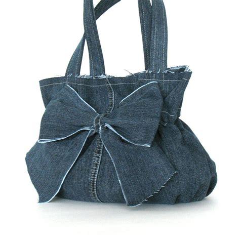 blue jean purses patterns 25 best ideas about jean purses on denim jean