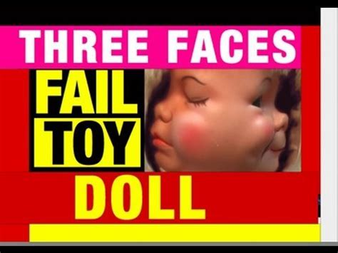 baby doll fail fail toys 3 faces baby doll review mike mozart