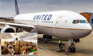 united airlines considers squeezing    seats