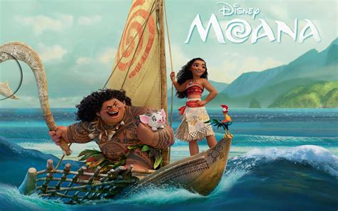 moana film blog moana movie helperpig