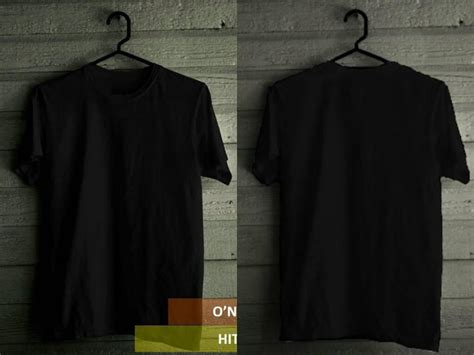 T Shirt Polos Depan Belakang Pol 17 kaos polos warna warni tinggal desain sendiri julio