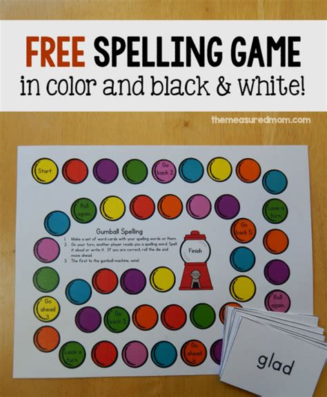 Spelling Out And About Looking by Free Spelling Activity For Any List Free Spelling