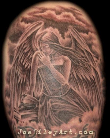 tattoo angel images 25 tattoo designs memorial angel tattoos