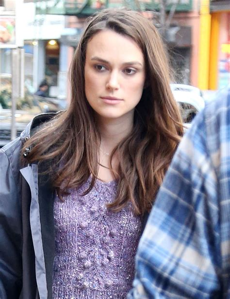 keira knightley keira knightley on the set of collateral beauty in new