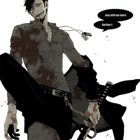 film anime gangster nicolas is my favourite character in gangsta this manga