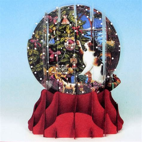 KADERIA   Rakuten Global Market: Popup greeting card Snow