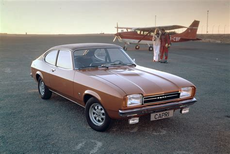 Home Interior Collectibles by History Of Ford Capri Mk2 1974 77 Speeddoctor Net