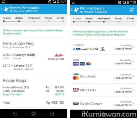 tiket pesawat app traveloka mudah  cepat