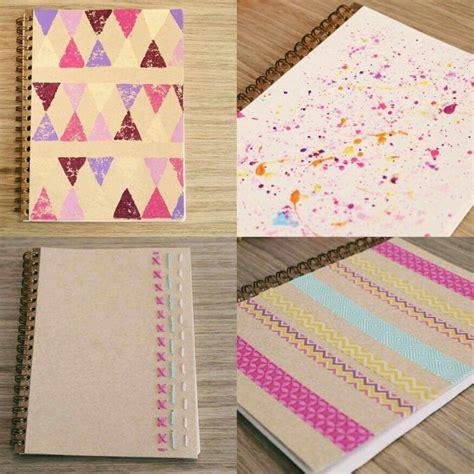 como decorar libretas escolares ideas para decorar los cuadernos yuya decoraciones
