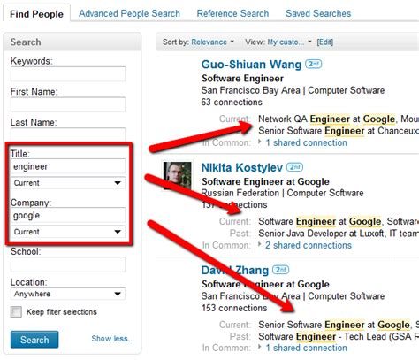 Current Search How To Use Linkedin S Advanced Operators As Search Agents Boolean Black Belt