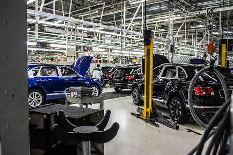 Grand Tour Of The Bentley Factory Crewe Mr Goodlife