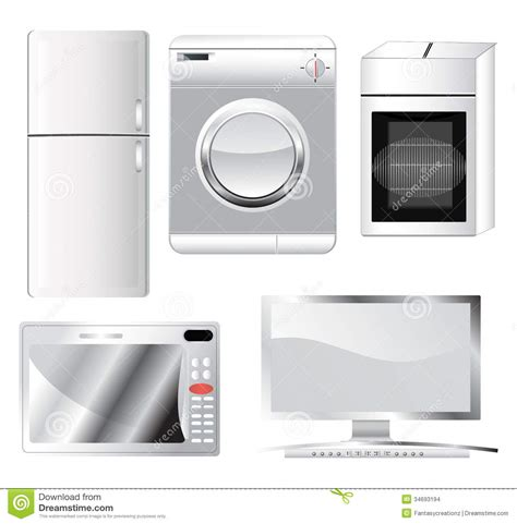 home electronics stock images image 34693194