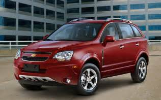 saturn vue chevrolet captiva sport announced for u s