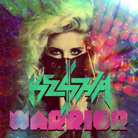 Cd Original Kesha Warrior ke ha warrior cover album work