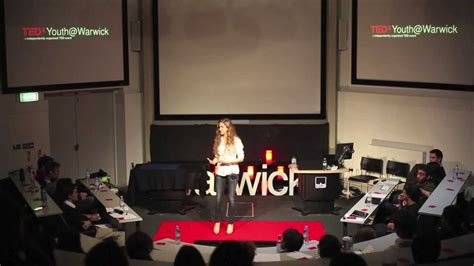 hot uc themes from ideas to results bianca nobilo at tedxyouth warwick