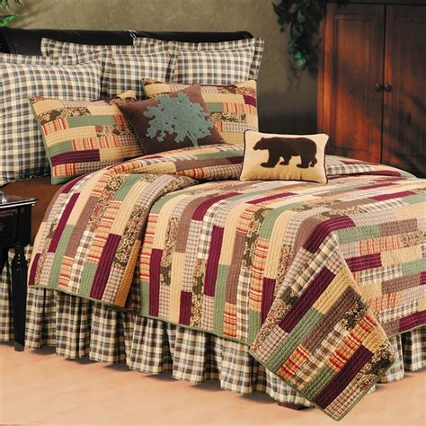 Rustic Quilts Clearance by Nathan Quilt Ensemble