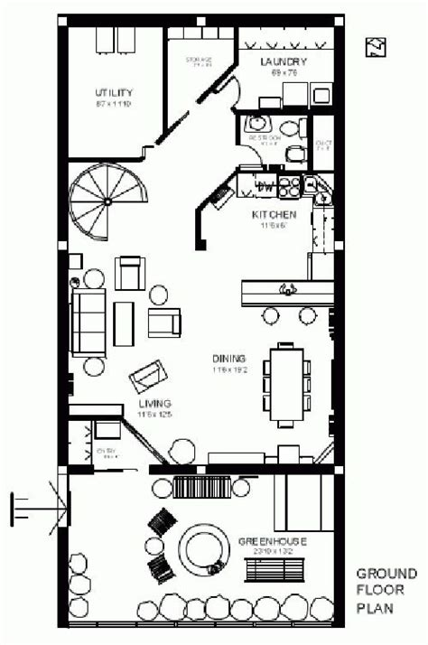28 gallery for gt earth sheltered earth sheltered earth sheltered homes floor plans house plan 2017
