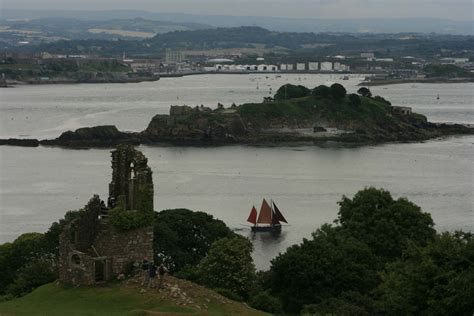 is plymouth in cornwall so you want to be a writer cremyll to kingsand to home