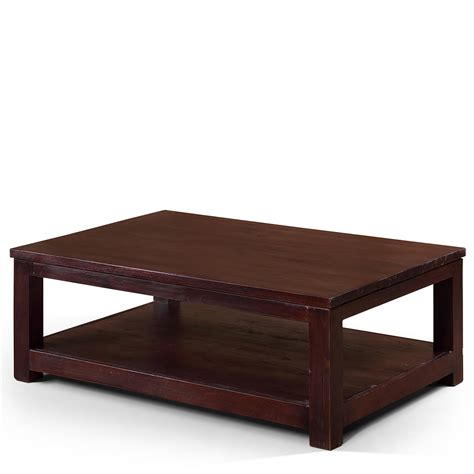 black wood coffee dark wood coffee table