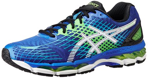 compare asics running shoes asics s gel nimbus 17 mesh running shoes t507n 5901