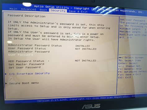 reset bios asus k52f how to hack administrator bios password on asus notebooks