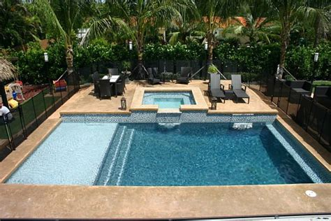 south florida pool builders plans for inground spas studio design gallery best