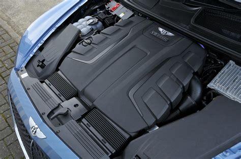 bentley bentayga engine bentley bentayga diesel review 2018 autocar