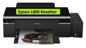download epson l800 resetter reset epson l800