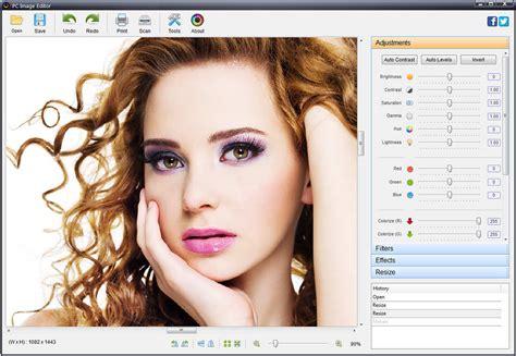 best photo editor free pc image editor