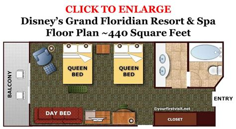 grand floridian floor plan review disney s grand floridian resort spa continued