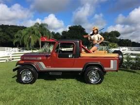 1984 jeep cj cj8 scrambler ebay