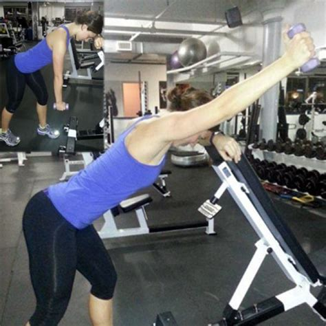 back raise bench the 3 best back exercises for women ask the celebrity