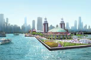Map Of Chicago Navy Pier by Rfq Gt Rethinking The Public Spaces Of Chicago S Navy Pier