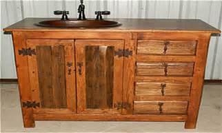 Country bathroom vanities rustic bathroom vanities and sinks country