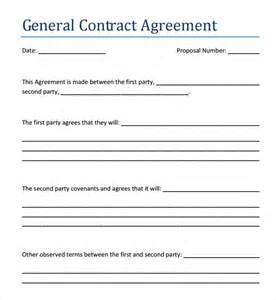 contract template doc contract agreement 7 free pdf doc