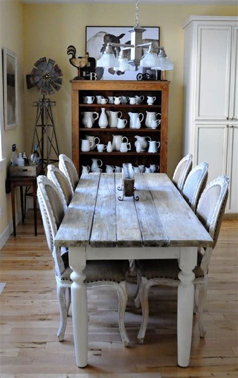 Farm Style Kitchen Table Fabulous Farmhouse Tables The Cottage Market