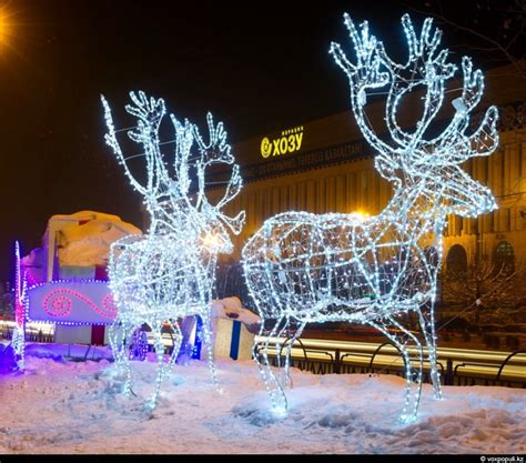 city decorations new year decorations of kazakhstan cities 183 kazakhstan