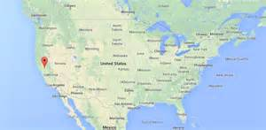 sacramento on map of usa world easy guides