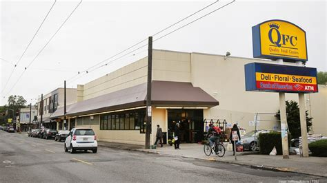 kroger s nyse kr qfc grocery stores add home delivery