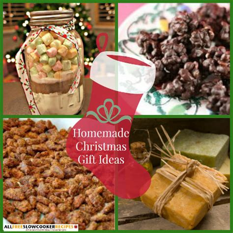 14 homemade soap recipes and other homemade christmas gift
