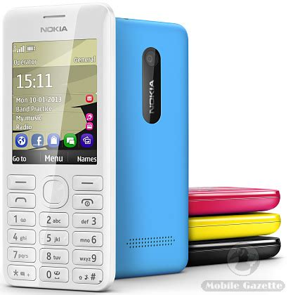 format video nokia 206 nokia 206 mobile gazette mobile phone news